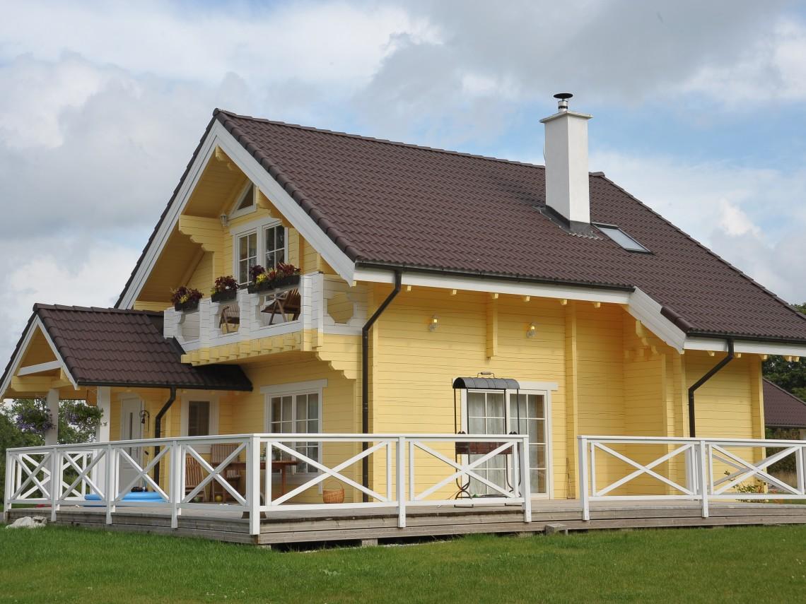 Tømmerhus