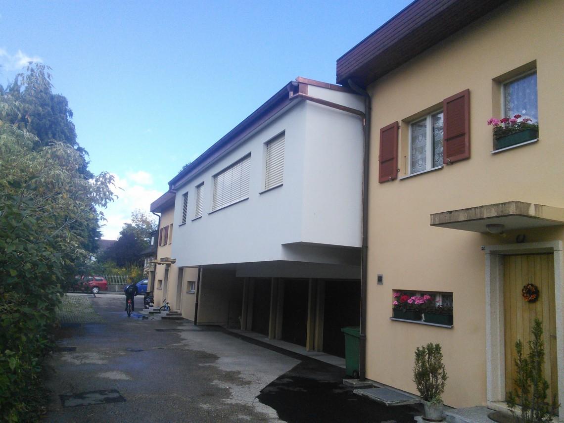 Šveice - Yverdon