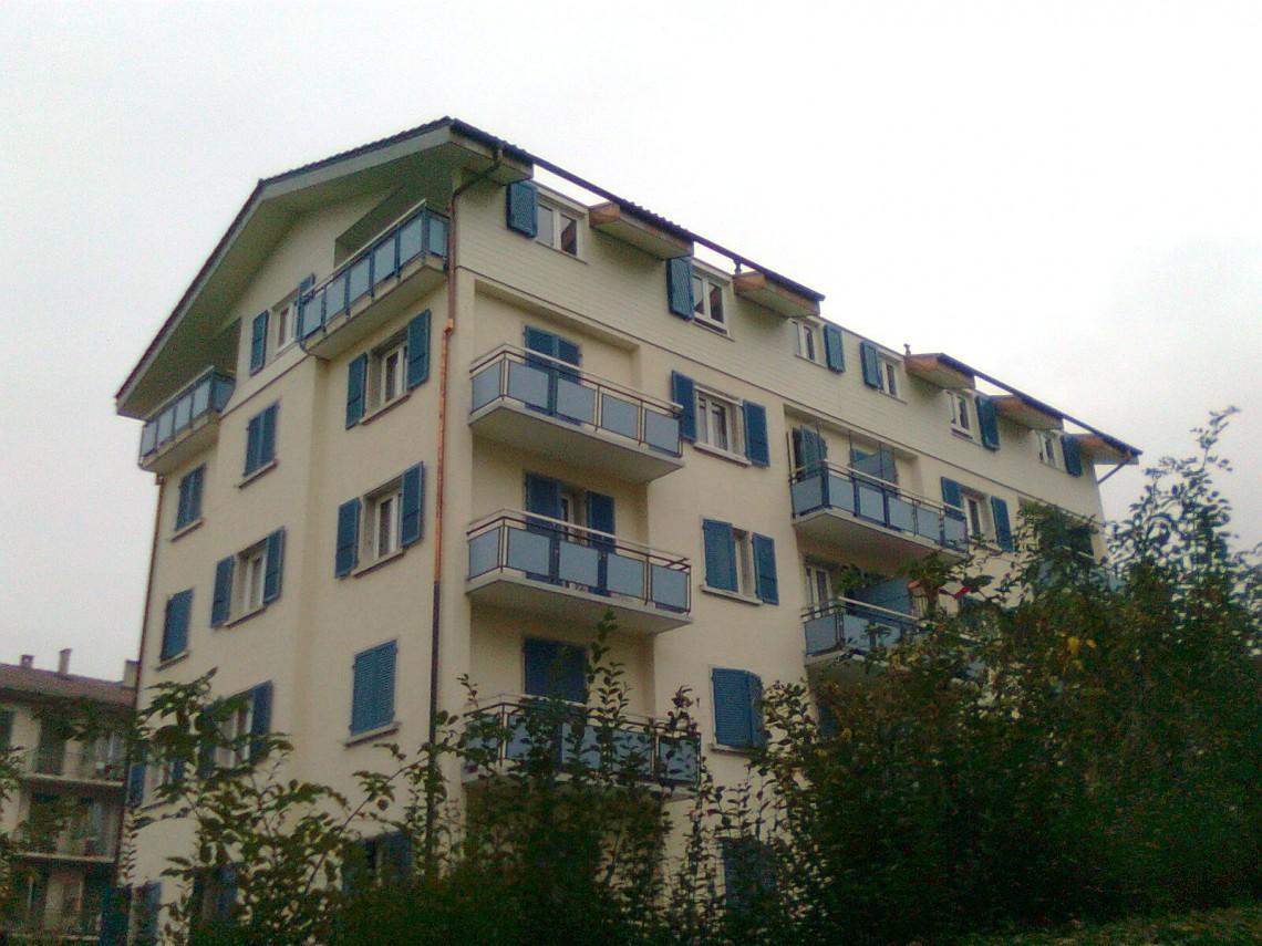 Switzerland - Renens